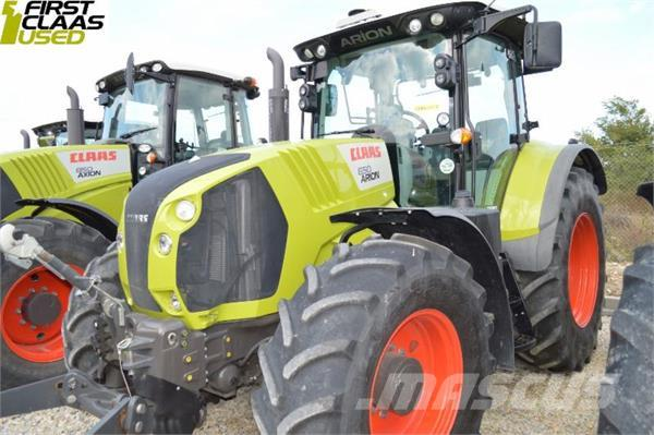 CLAAS ARION 650 T3b