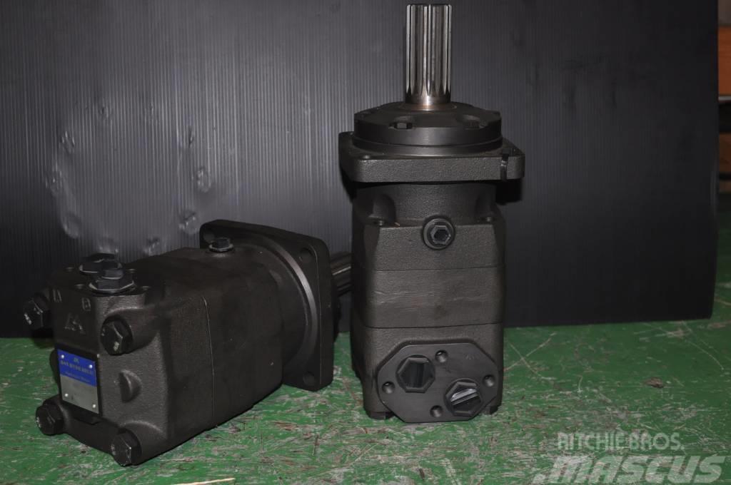 MS Hydraulic MT400 HD Ponsse