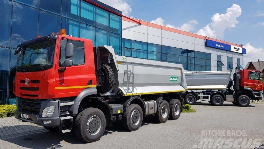 Tatra 8x8 T-158 8P6R44 Fabrycznie Nowa 8x8 zabudowa VS-M