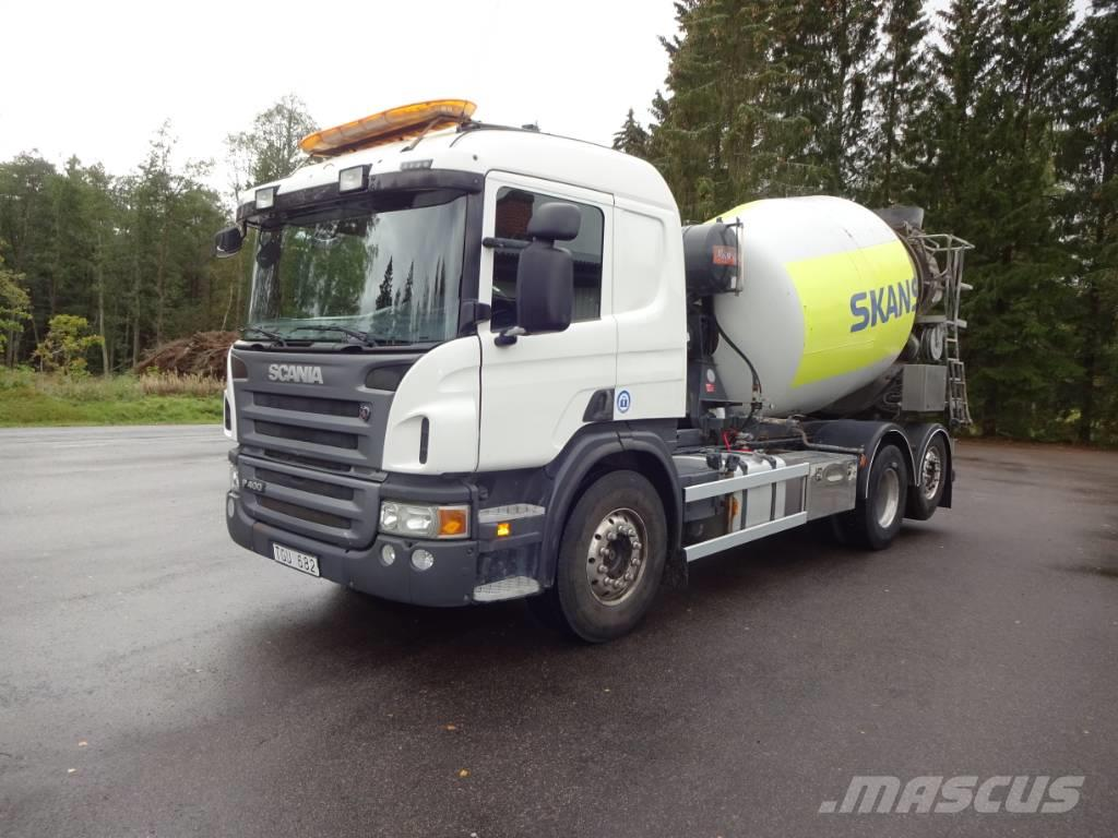 Scania P400lb6x2*4mna