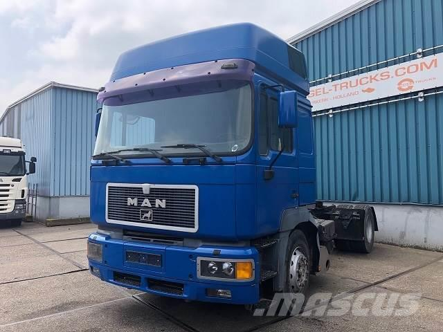 MAN 19 463FLT XT (EURO 2 / ZF16 MANUAL GEARBOX / ZF-IN