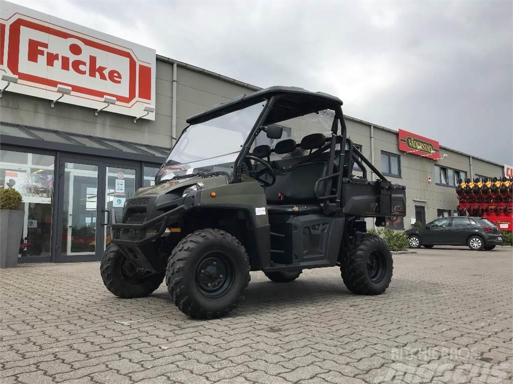 Polaris Ranger Diesel 14TH90FX