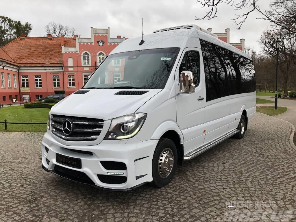 Mercedes-Benz Sprinter 519 MB BUSPERFECT PLATINUM 19+1+1 - 2019
