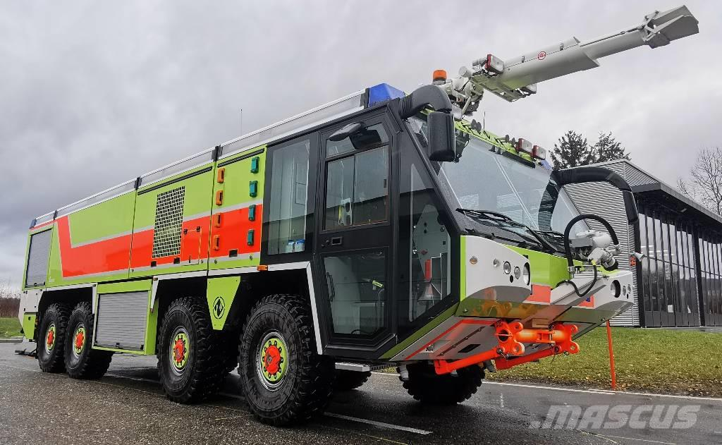 MAN 36.1000 8x8 Feuerwehr FLF Autobomba Firetruck