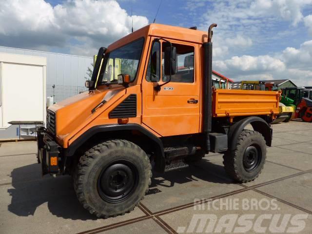 Used Unimog U90 Dump Trucks Year 1995 Price 17 312 For