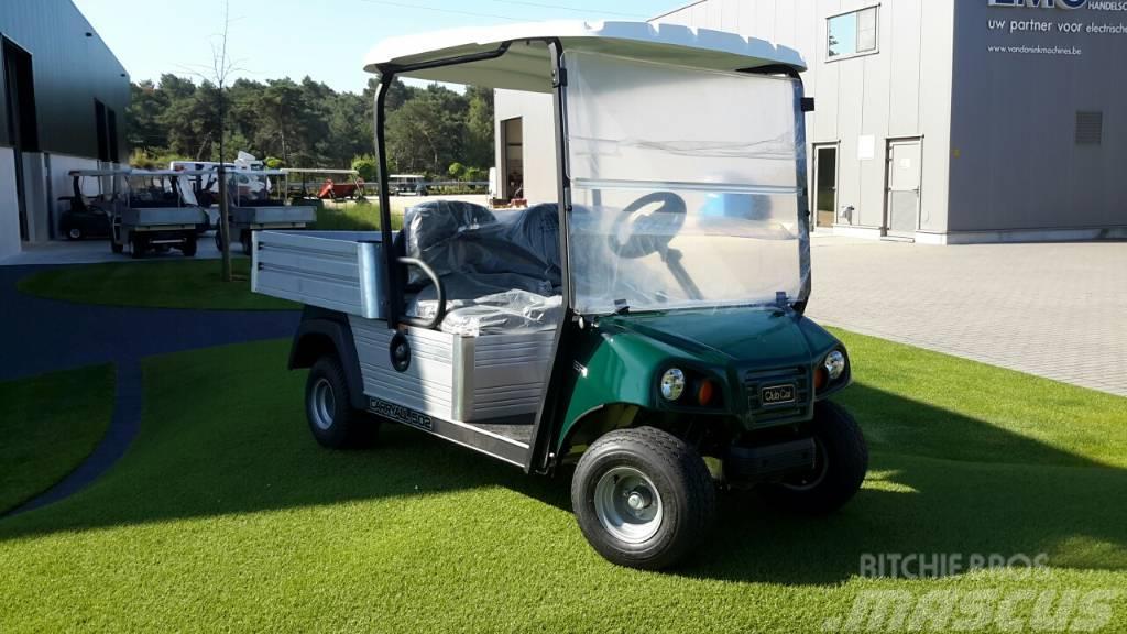 [Other] golfcar clubcar carryall 502 new