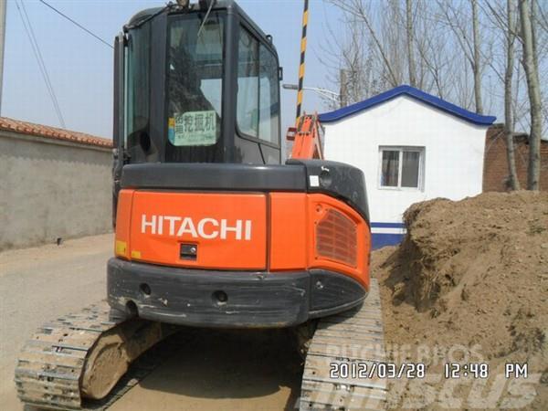 Hitachi ZAXIS50U-3
