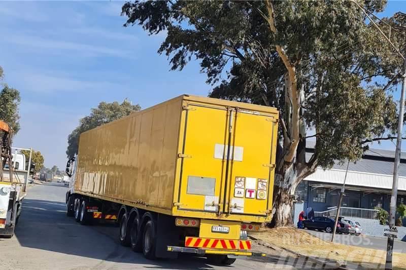 [Other] Other Boksburg trucking volume body