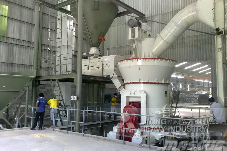 Liming Вертикальная мельница по серии LM150K