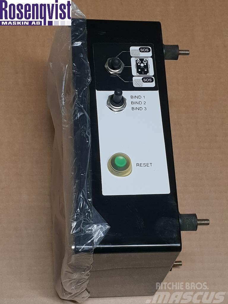Vicon Deutz-Fahr Control VNB050757 VF16617512, 16617512