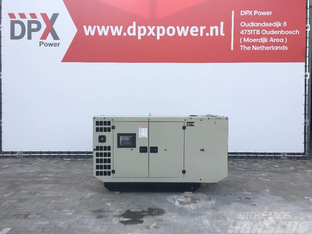 Perkins 1104A-44TG1 - 72 kVA - DPX-15704