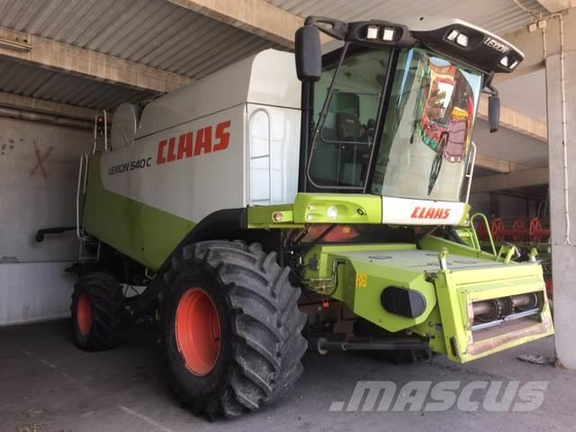 CLAAS Lexion 540 C