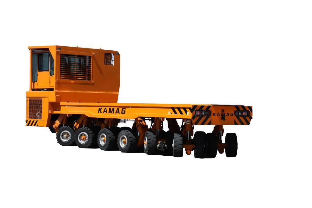 [Other] KAMAG  Industrial Lift Transporter Type 1606N HS4