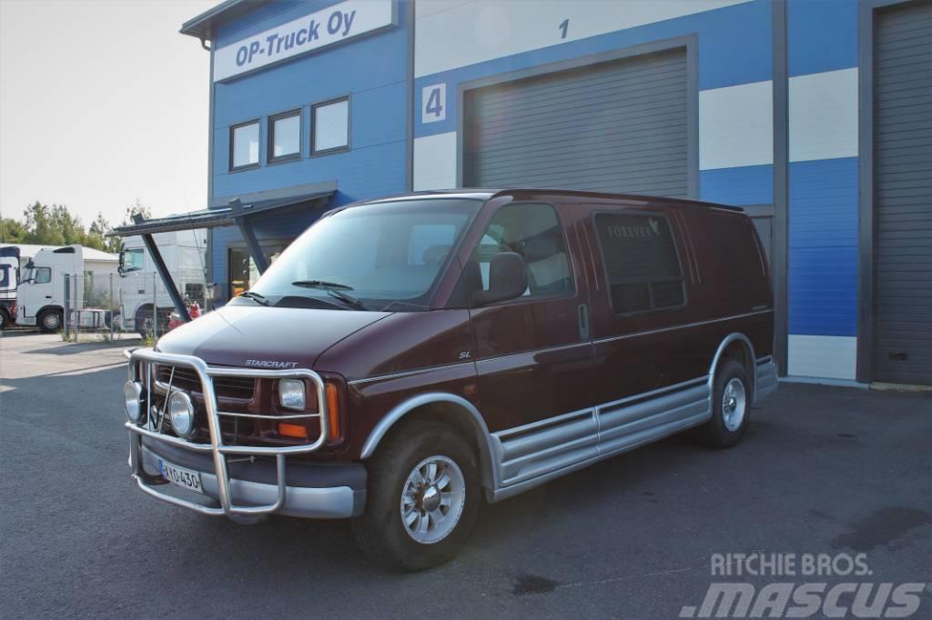 Chevrolet Starcraft 6.5TD SL Van A