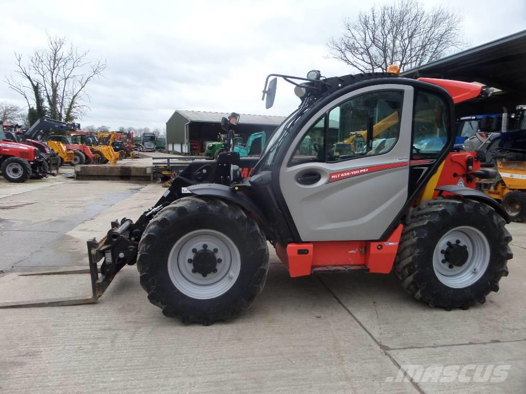 Manitou MLT635-130 PS