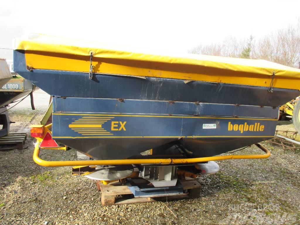 Bogballe EX-2500 gødningsspreder