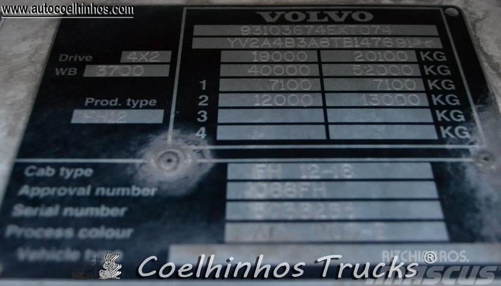 Volvo FH12 420 Globetrotter, 1996, Dragbilar
