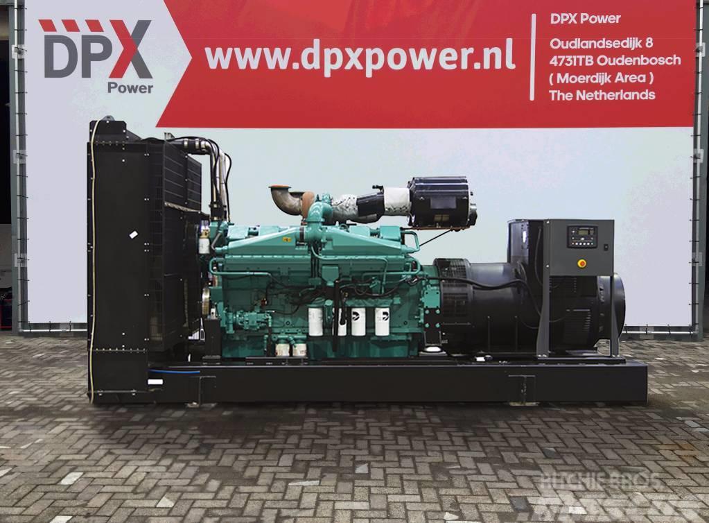 Cummins QSK60-G4 - 2.250 kVA Generator - DPX-15525