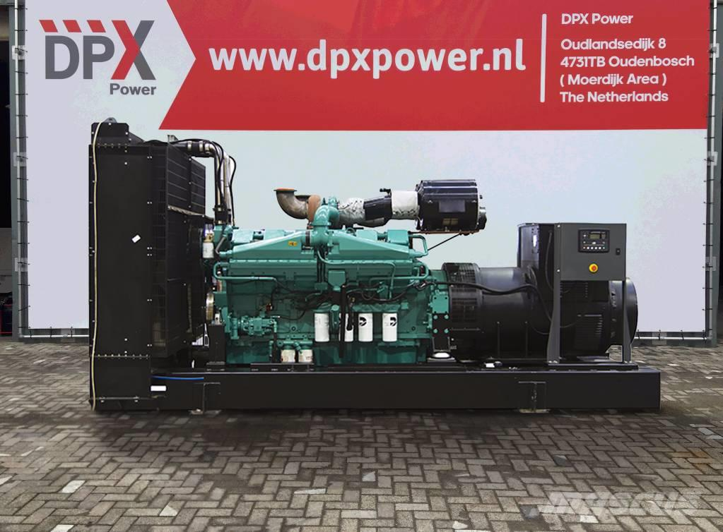 Cummins QSK60G4 - 2.250 kVA - DPX15525