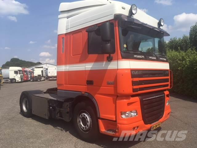 DAF FT XF105.410 Euro5