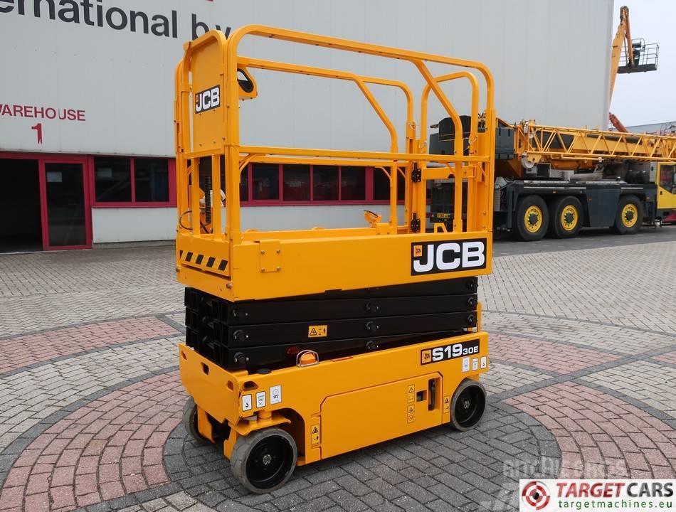 JCB S1930E Electric S1930 Scissor Work Lift 780cm