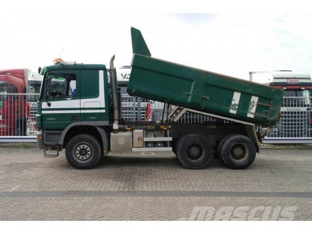 Mercedes-Benz ACTROS 3351 6X4 TIPPER