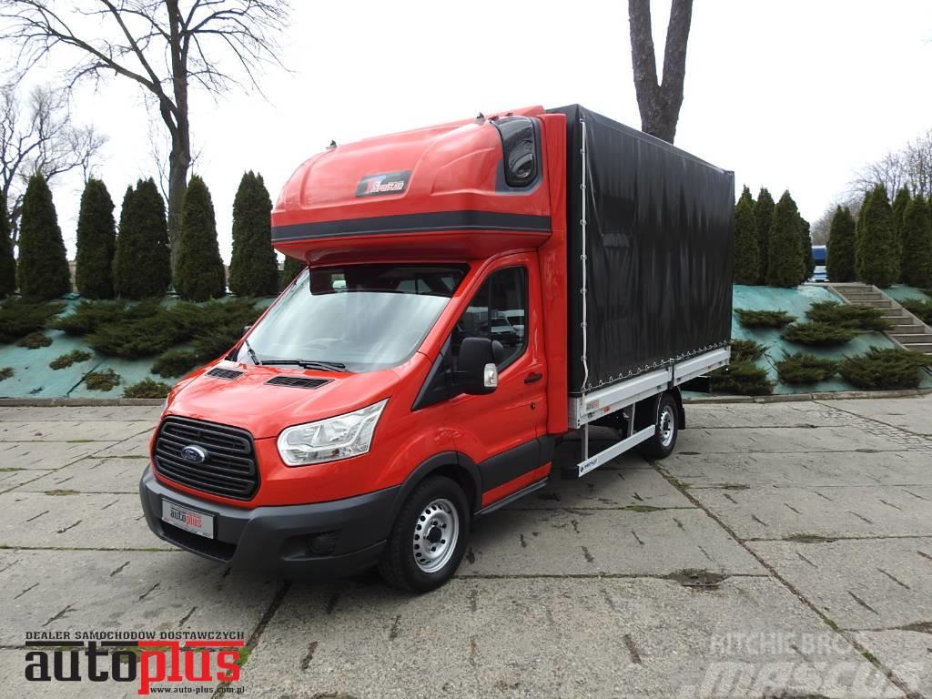Ford TRANSIT 8 PALETS WEBASTO A/C TEMPOMAT 155HP