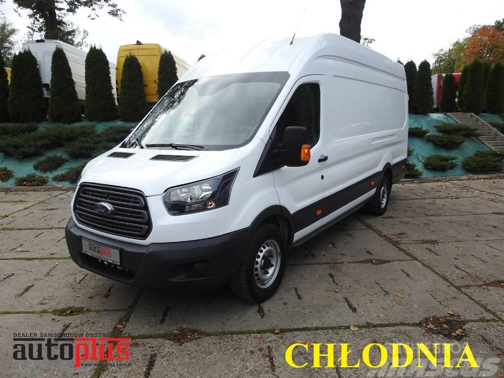 Ford TRANSIT REFRIGERATOR VAN 0*C, A/C EURO6