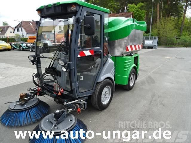 Hako Citymaster 1200 1250 4x4 Kehrmaschine Klima