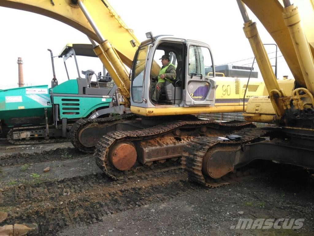 New Holland SK 480