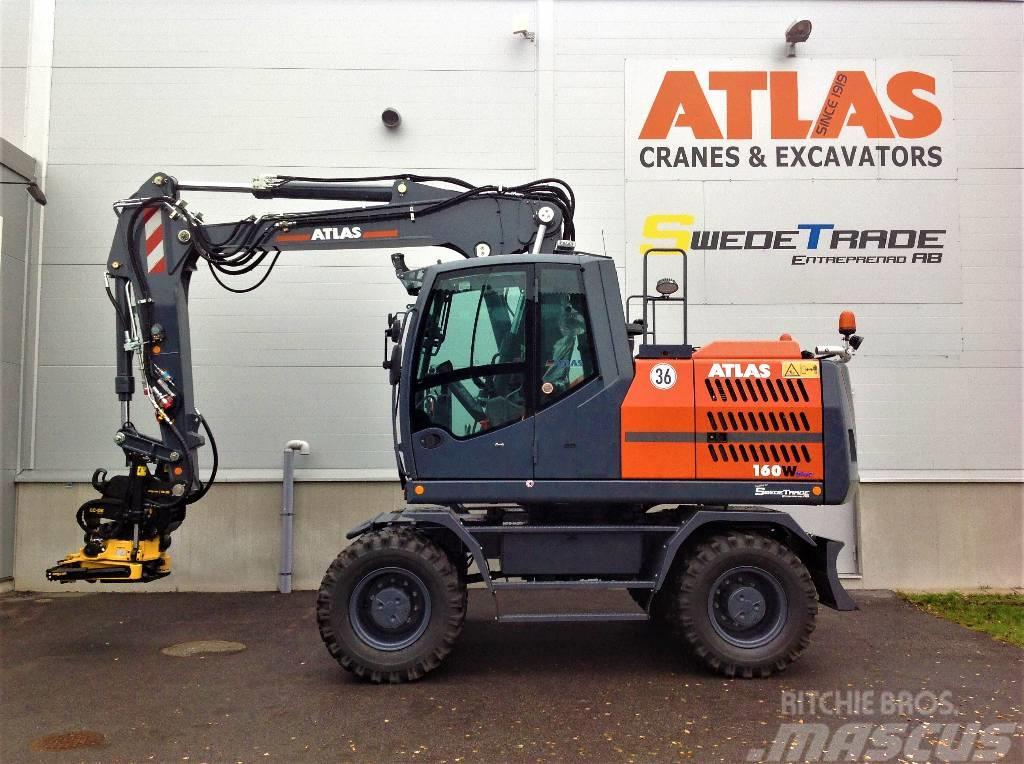 Atlas 160 W