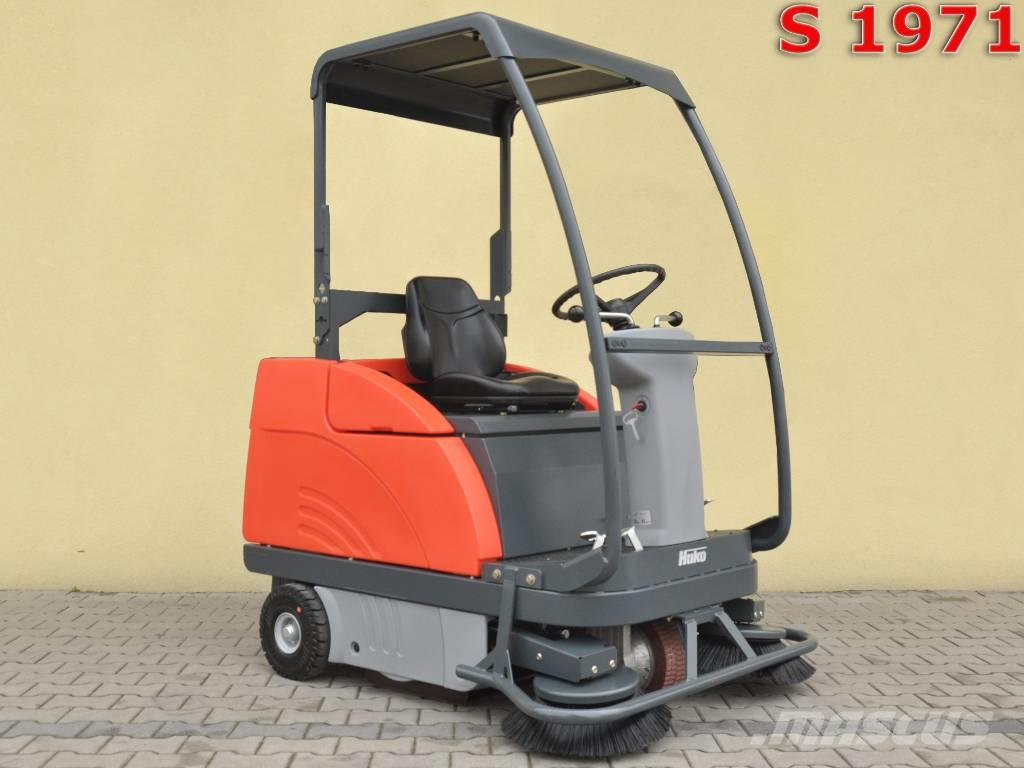 [Other] Sweeper HAKO SWEEPMASTER B 980 R