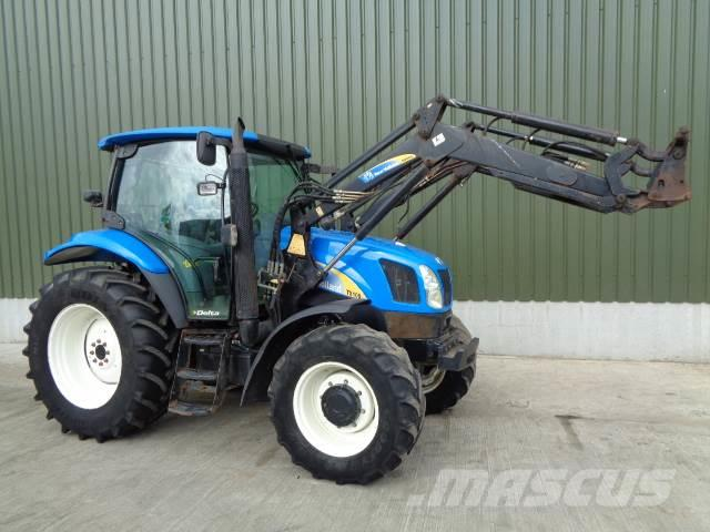 New Holland -ts-100-a_tractors Year of Mnftr: 2006  Pre