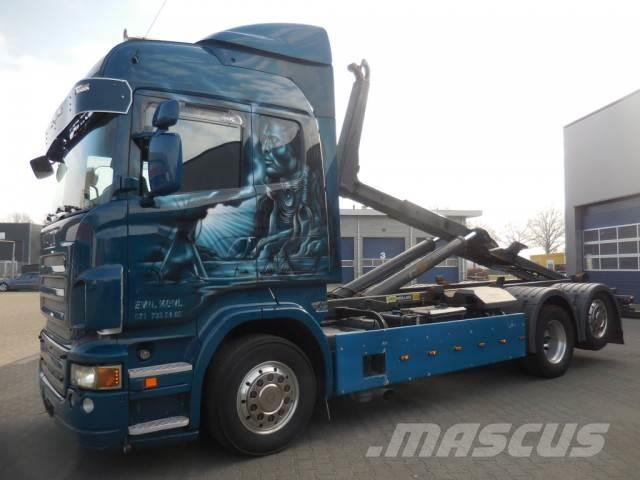"Scania R500 6x2 Haakarm ""Like New"" ! Hook, Haken"