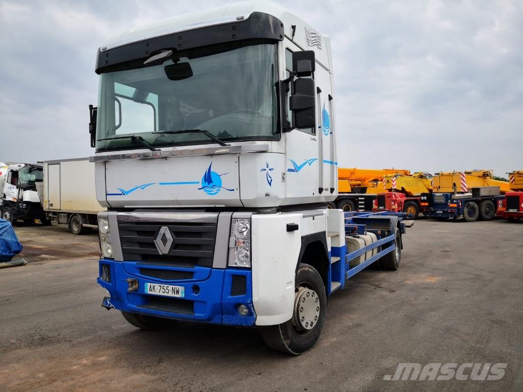 Renault MAGNUM 480DXI*ACCIDENTE*DAMAGED*UNFALL*