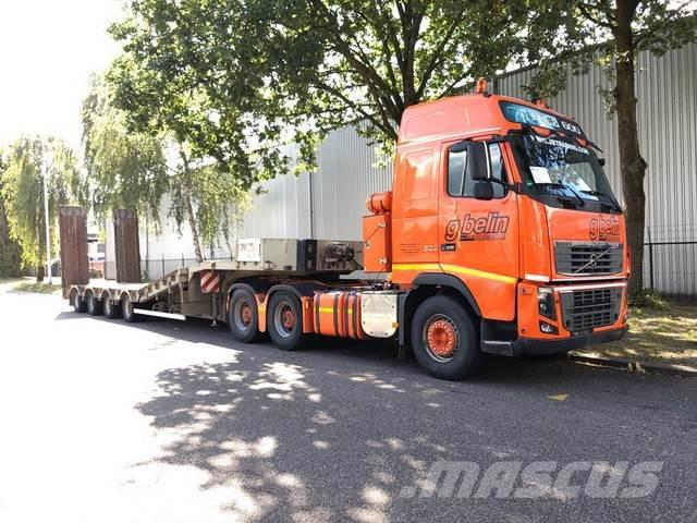 Kaiser Lowbed 72000 kg, B 2,74 mtr, Loading floor height