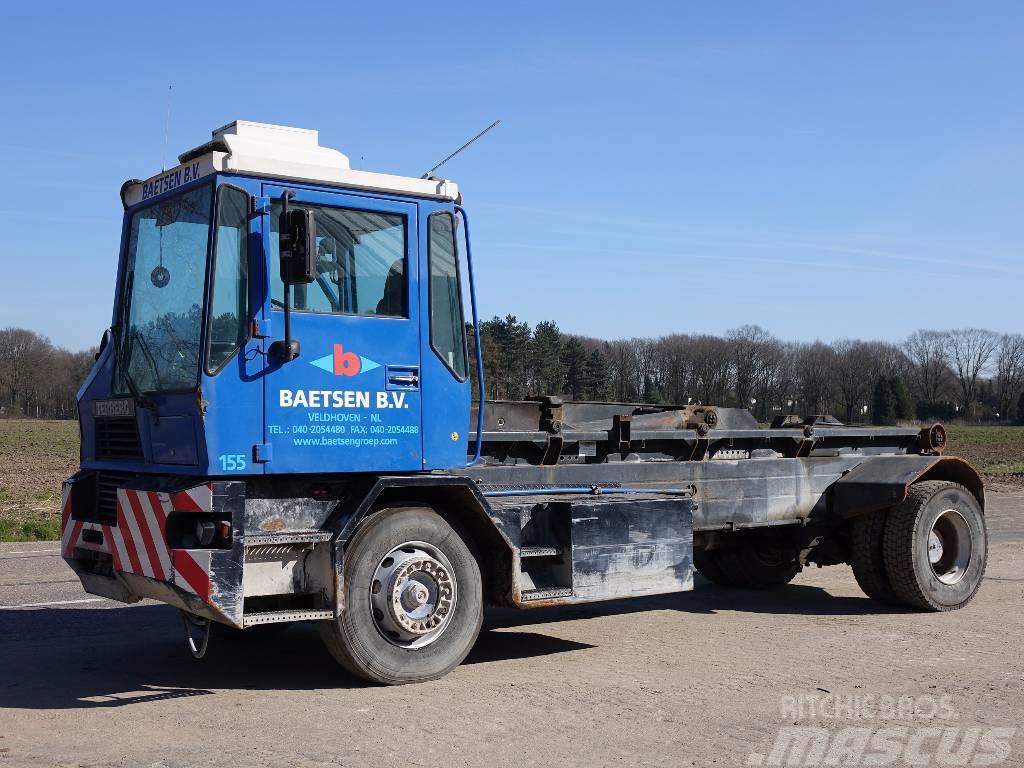 Terberg tt17 container yard truck occasion prix 14 500 for Container d occasion prix