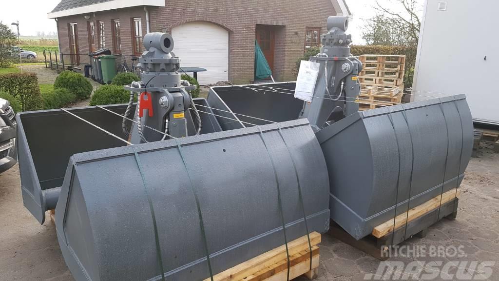 Kinshofer C30V overslaggrijper