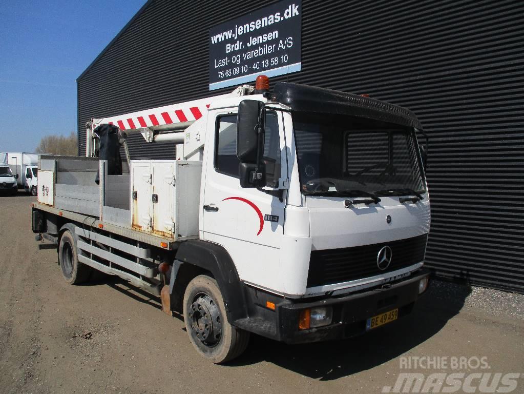 Mercedes-Benz 1114 4X2 Kurvelift