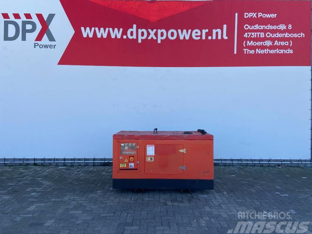 Himoinsa HYW-35 T5 - Yanmar - 35 kVA Generator - DPX-12162