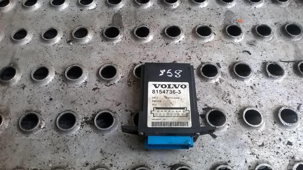 Volvo FH16 converter