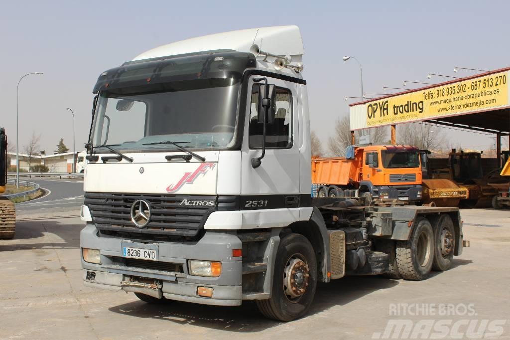 Mercedes-Benz ACTROS 2531