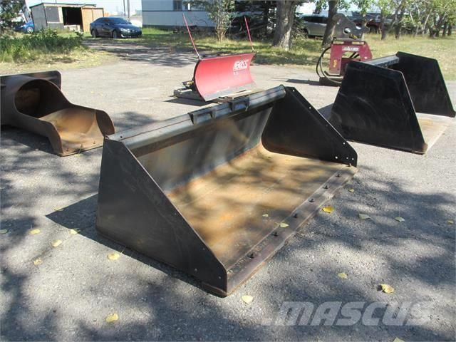 Caterpillar SKID STEER SNOW BUCKETS