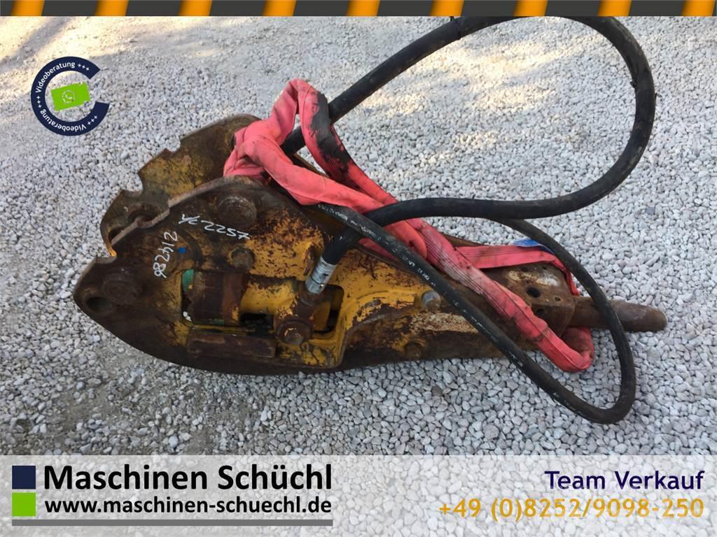 Montabert Abbruchhammer Montabert BR125, 300kg für 5-8to Bag