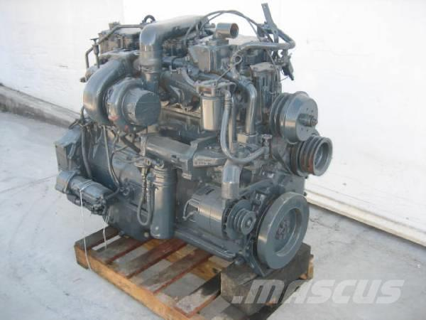 Cummins NTC 855, Motorer