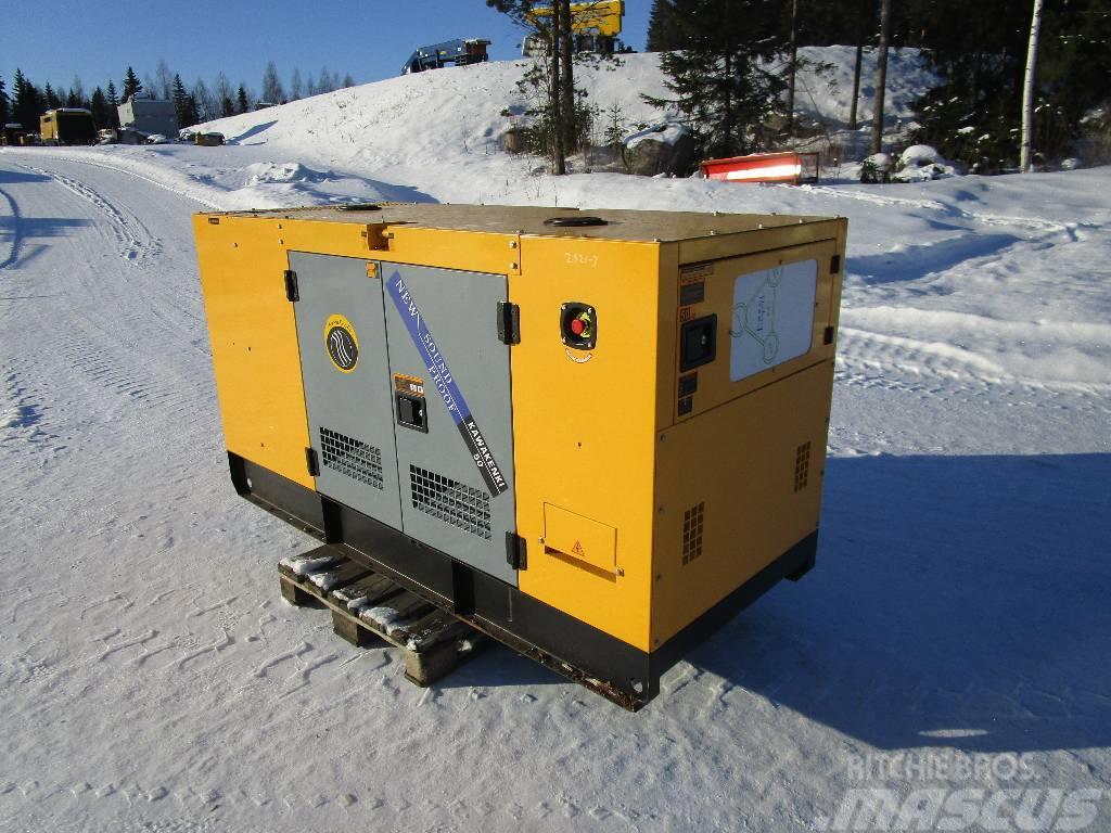 Kawakenki 50 kVA aggregaatti / generaattori (Q05)