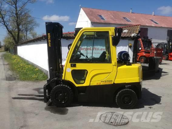 Hyster H 4.00 FT-5 LPG Cargolifts