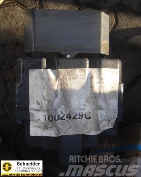 Kubota Frontzapfwelle 46-30 bis 50-30 Zuidberg