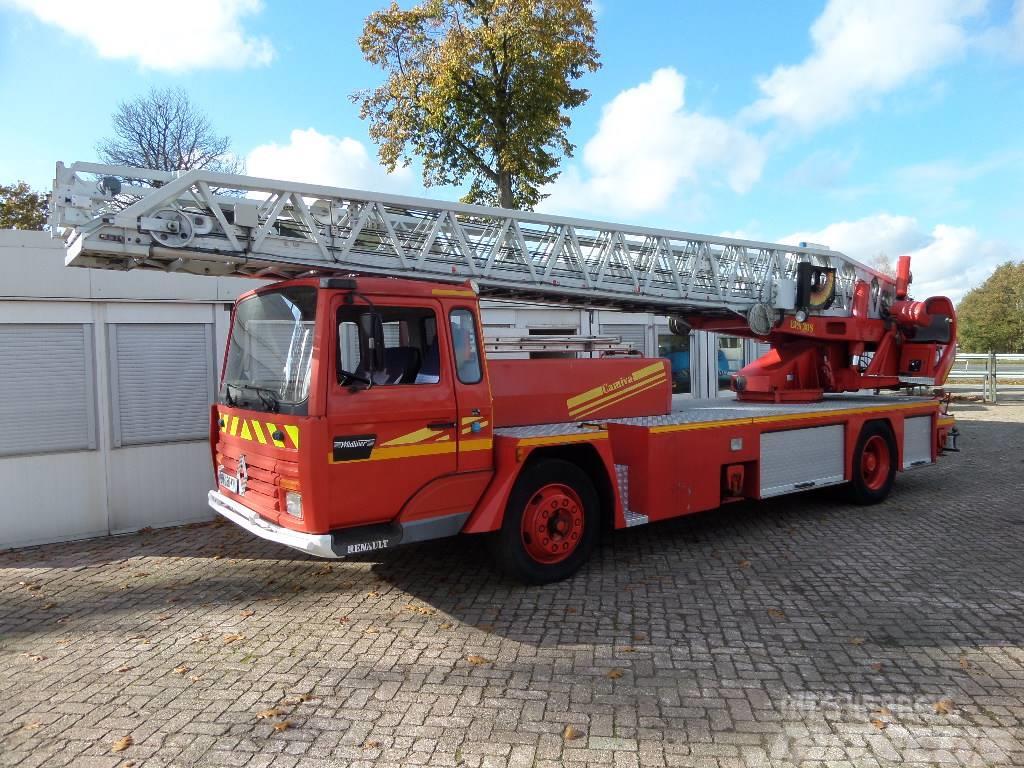 Renault Camiva ladderwagen 30 meter