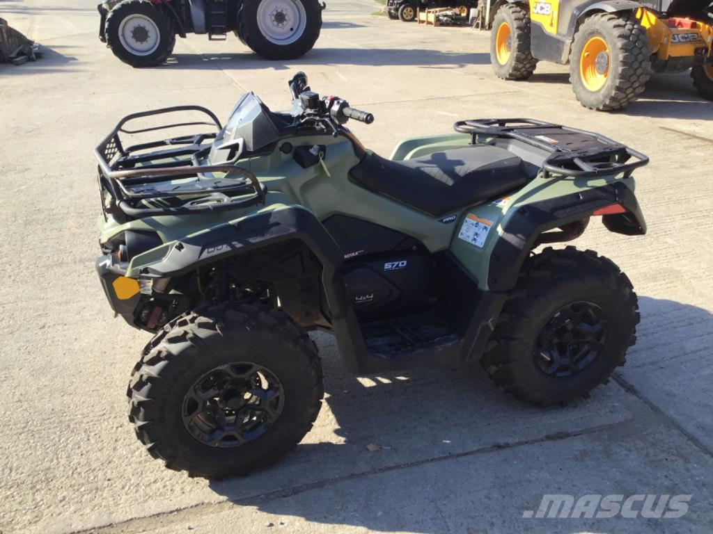 Can-am Pro570